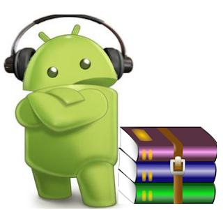 Cara Buka  File RAR, ZIP, dan UNZIP di Android