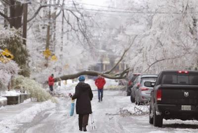 Toronto storm update