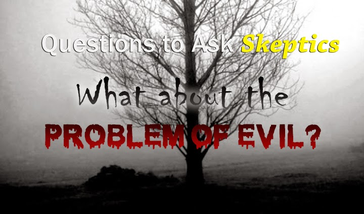 A problem for christians: the problem of evil?