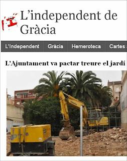 L'INDEPENDENT DE GRÀCIA