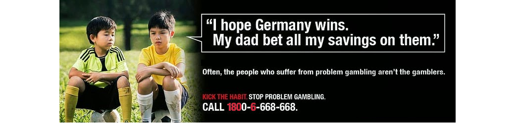 Andy's dad gambling