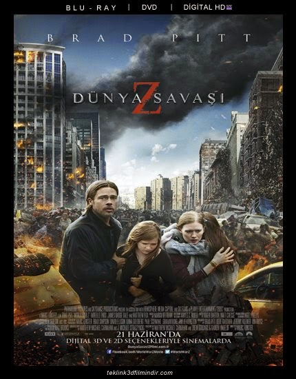 Dünya Savaşı Z - World War Z (2013)