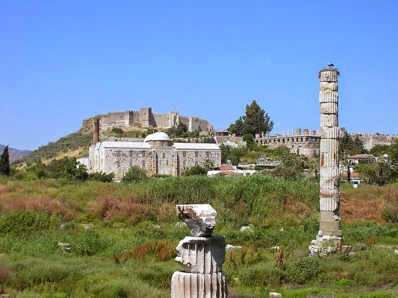 The Temple of Artemis at Ephesus