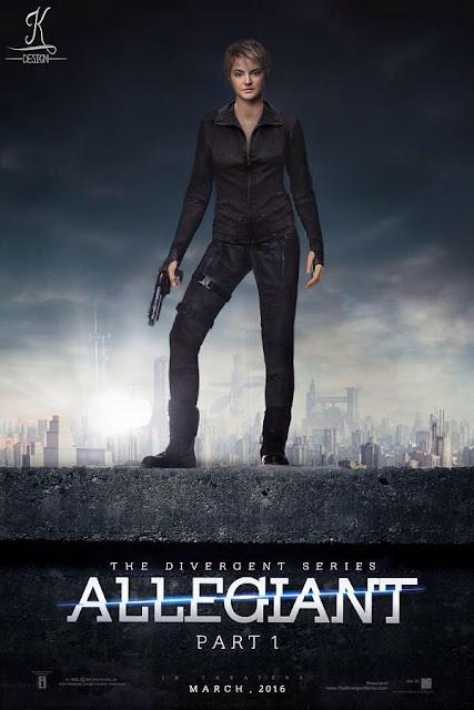 Divergent 3: Allegiant (2016)