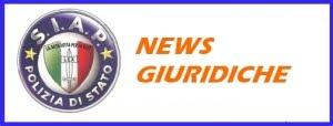 NEWS GIURIDICHE