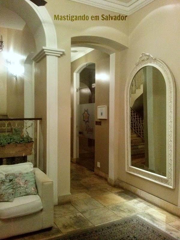 Aldrava - Cozinha de Raiz: Hall de entrada