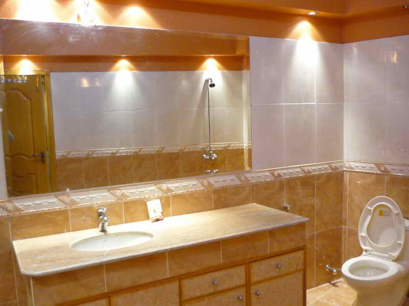 Gorgeous Bathroom Vanity Lights To Improve The Bathrooms Lighting