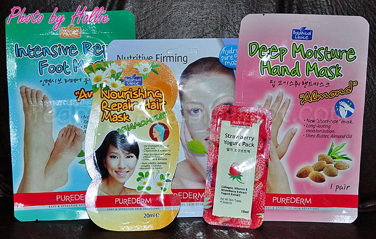 Baby Food Masque Pieds Vide