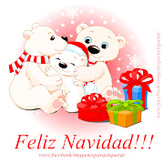 OSITOS NAVIDEÑOS - IMAGENES PARA ETIQUETAR EN  feliz navidad imagenes para etiquetar en facebook