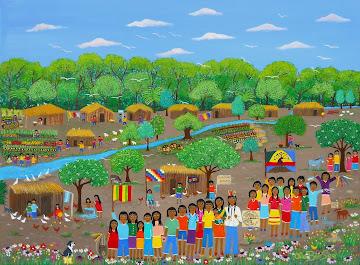 TOBAS y WICHIS Indios de Argentina