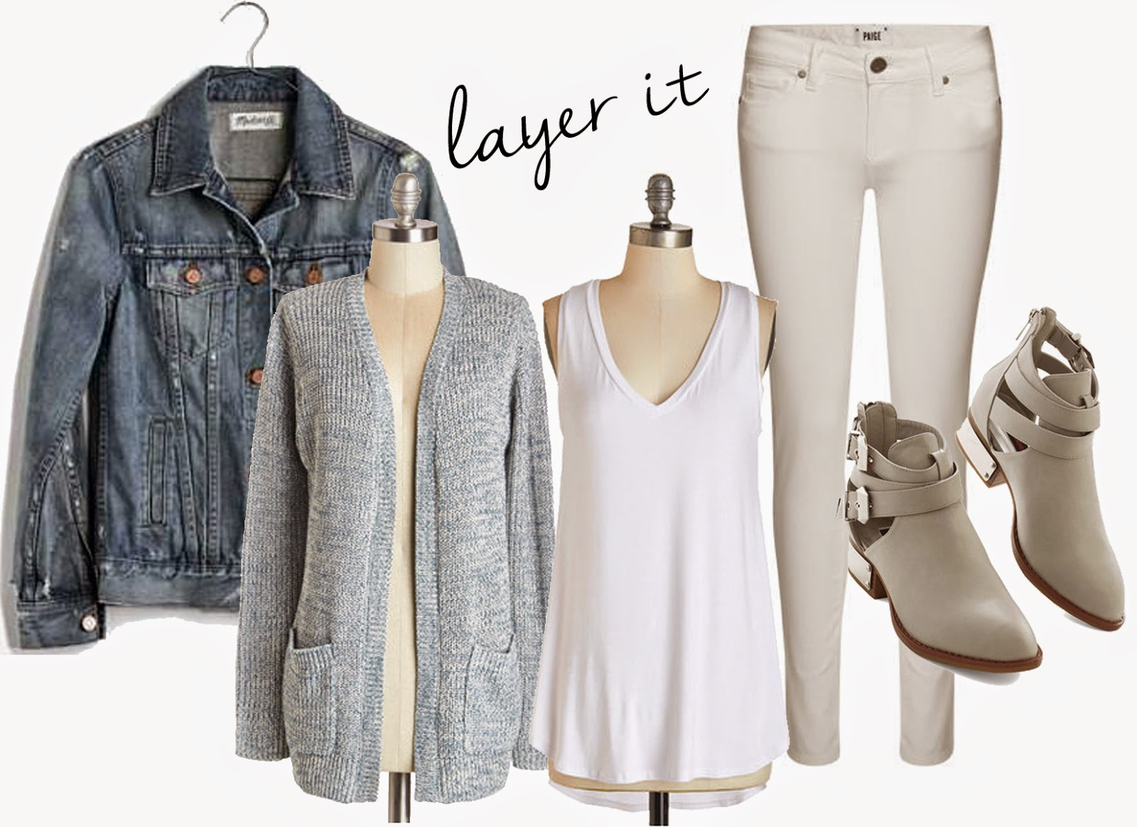 how-to-layer-sweater-with-jean-jacket