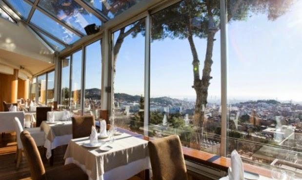 Los diez restaurantes más románticos de Barcelona