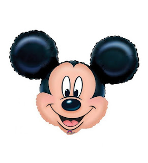 baloane Mickey Mouse