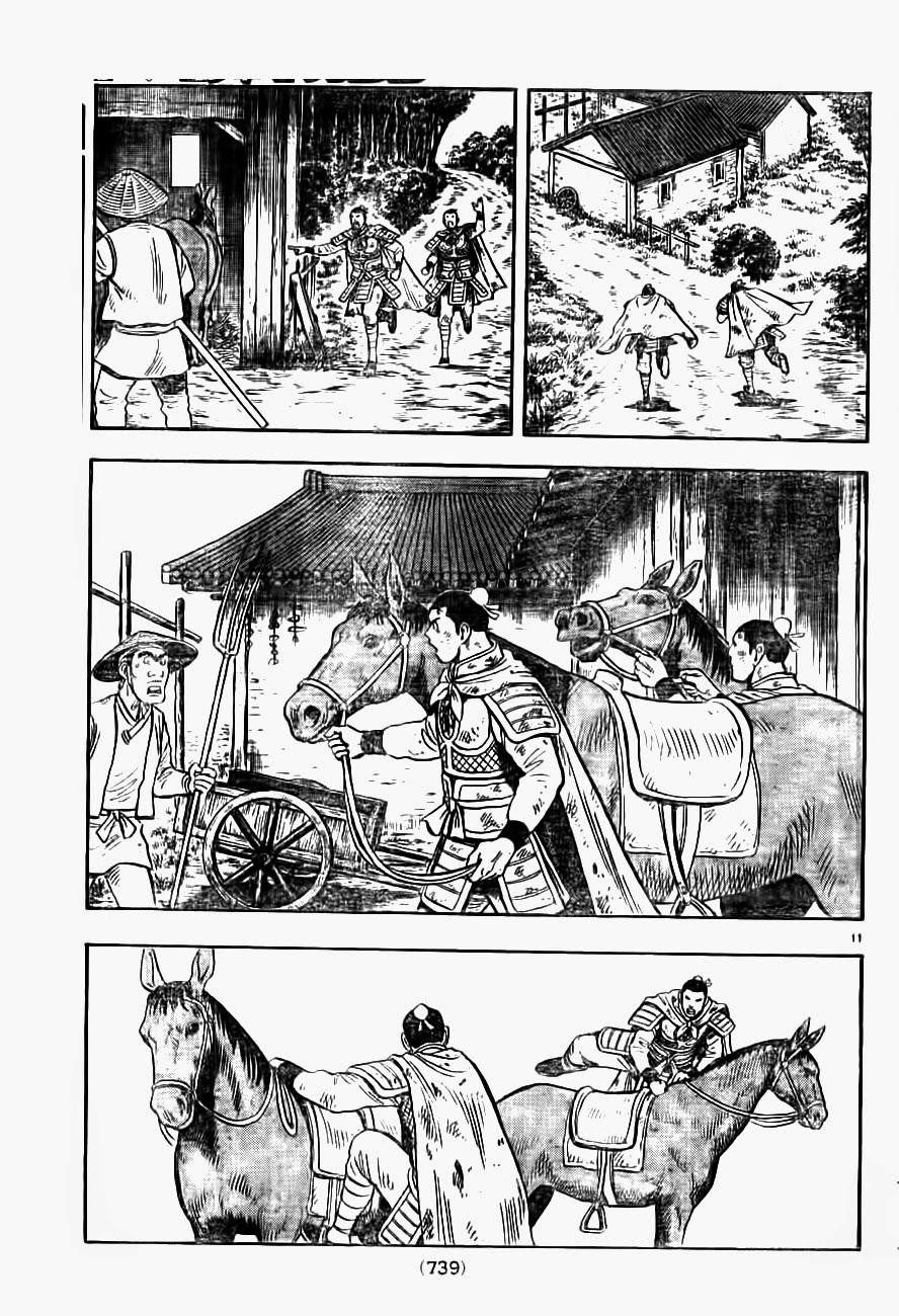 Hoàng Phi Hồng Phần 4 chap 89 Trang 11