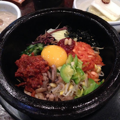 Love Bibimbap from Seoul