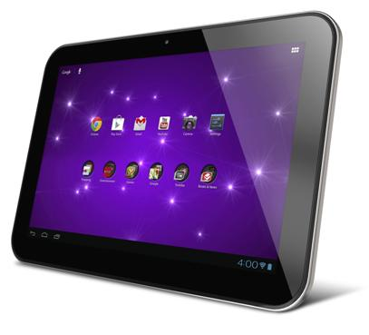 Toshiba Excite 10 SE - Full tablet specifications