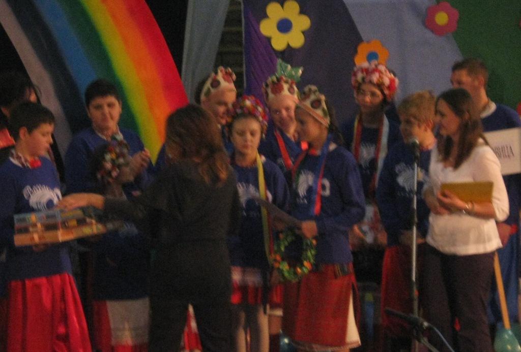 Фестиваль української дитячої