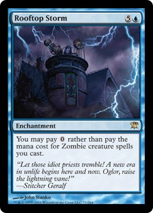 world of magic the gathering the wonders of innistrad block blue