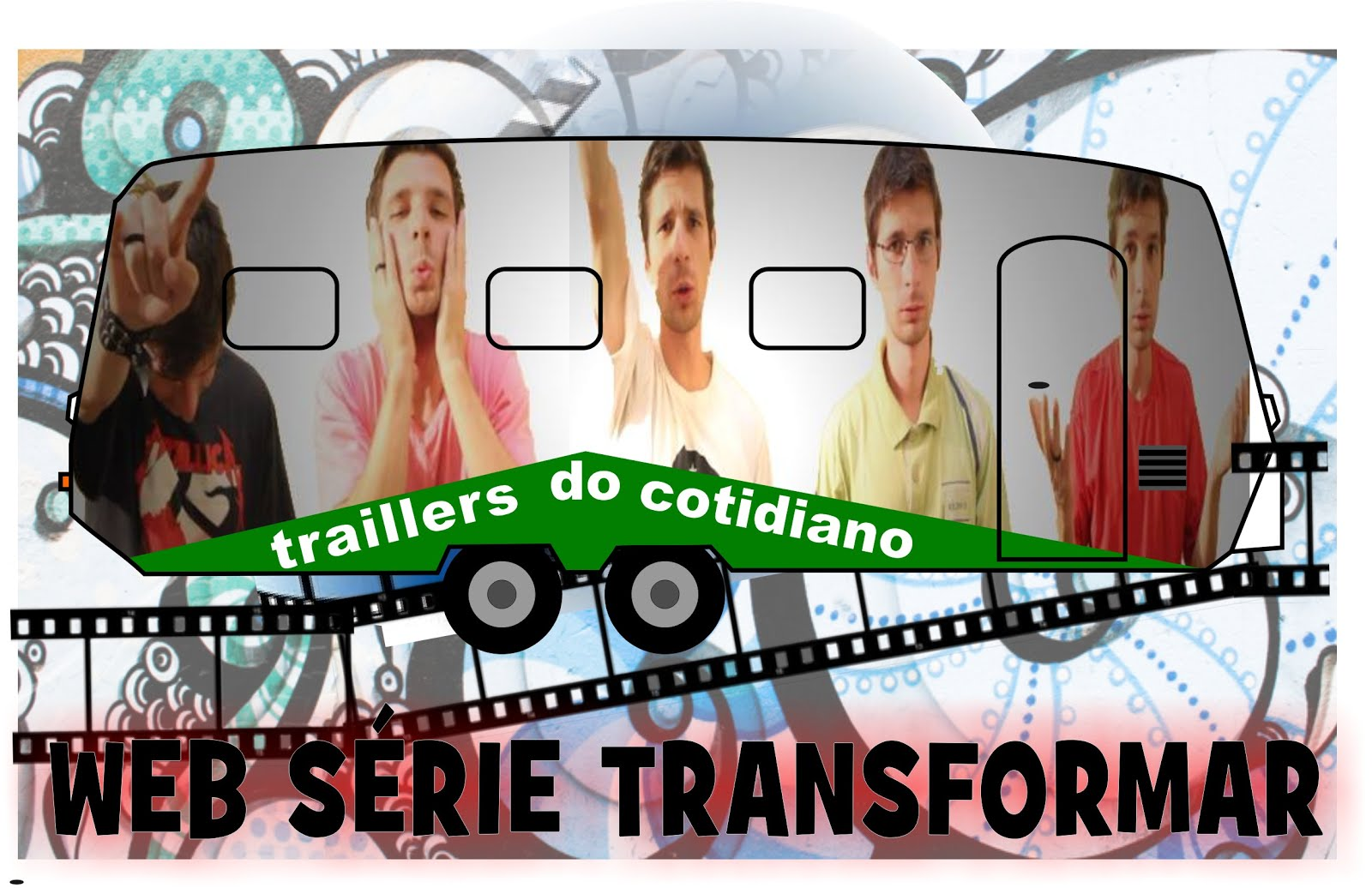 WEB SÉRIE TRAILLERS DO COTIDIANO