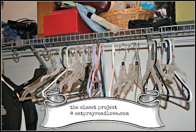 the closet project