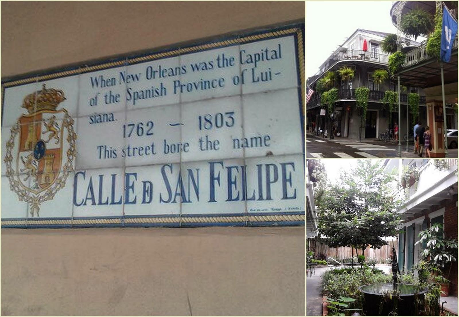 """""""Azulejos de Talavera en Nueva Orleans"""""""