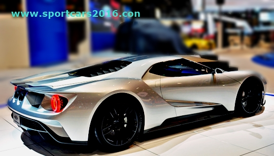 2017 Ford GT Supercar Release Date