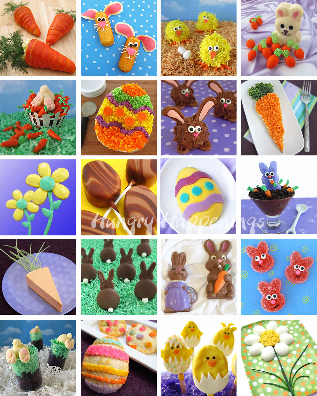 Easter Decorating Ideas Easter Candy Four Generations ...