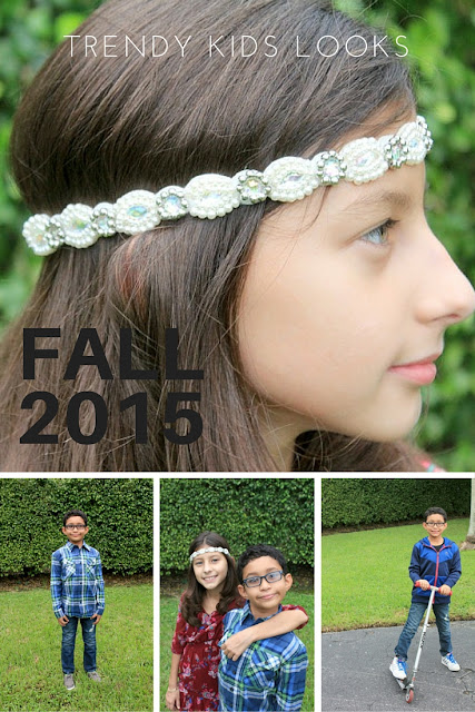 Trendy & Affordable Fall Looks for Tweens #ad