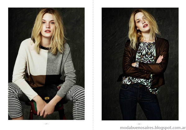 Clara Ibarguren otoño invierno 2013 moda