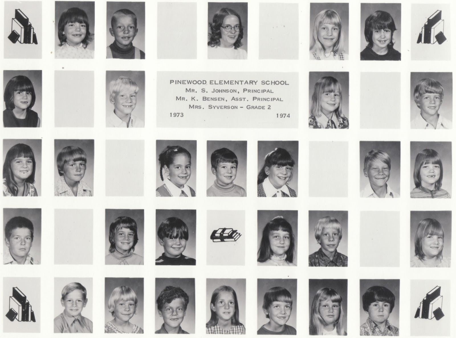 Pinewood Elementary School ~ Monticello minnesota history mn