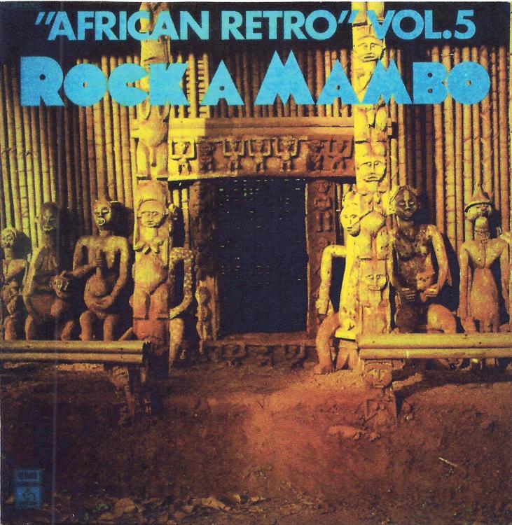 Orchestre African Fiesta Orch. African Fiesta Joly Elie / Pangoula