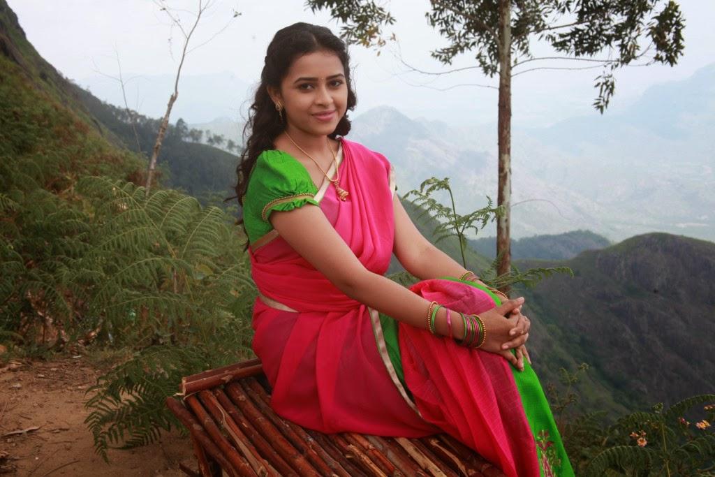 Sri Divya latest glamorous photos-HQ-Photo-1