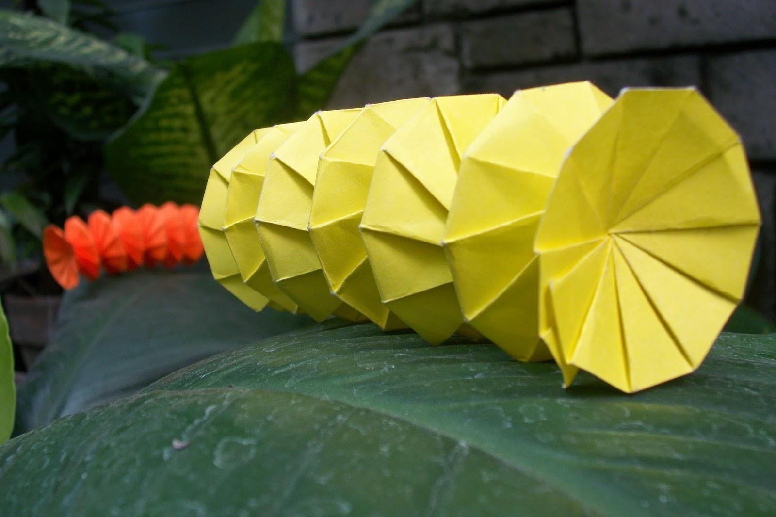 Origami Spring 2773219 Nut Etsy