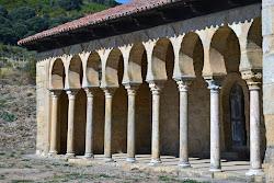 Arquería San Miguel de Escalada