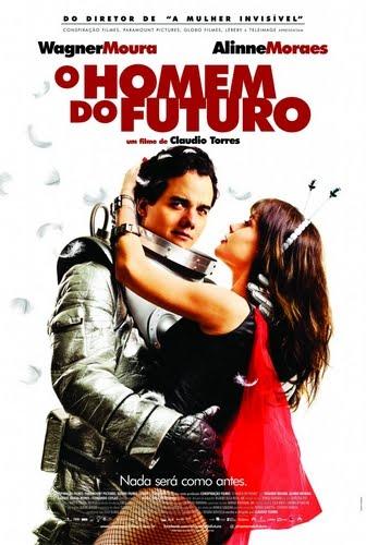 Người Đàn Ông Đến Từ Tương Lai - The Man From The Future (2011) Poster