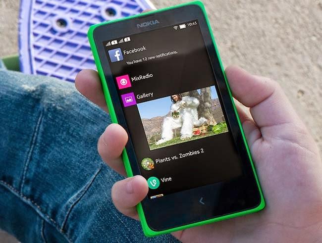 Mengatasi Whatsapp Error di Nokia X dan XL