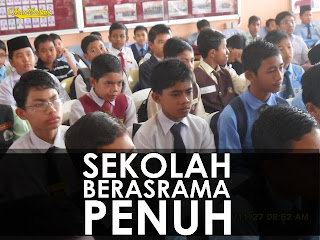 Permohonan Online Kemasukan Murid ke Tingkatan Satu (1) di Sekolah Berasrama Penuh (SBP)