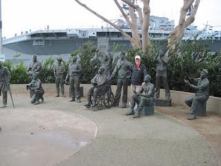 San Diego and Bob Hope