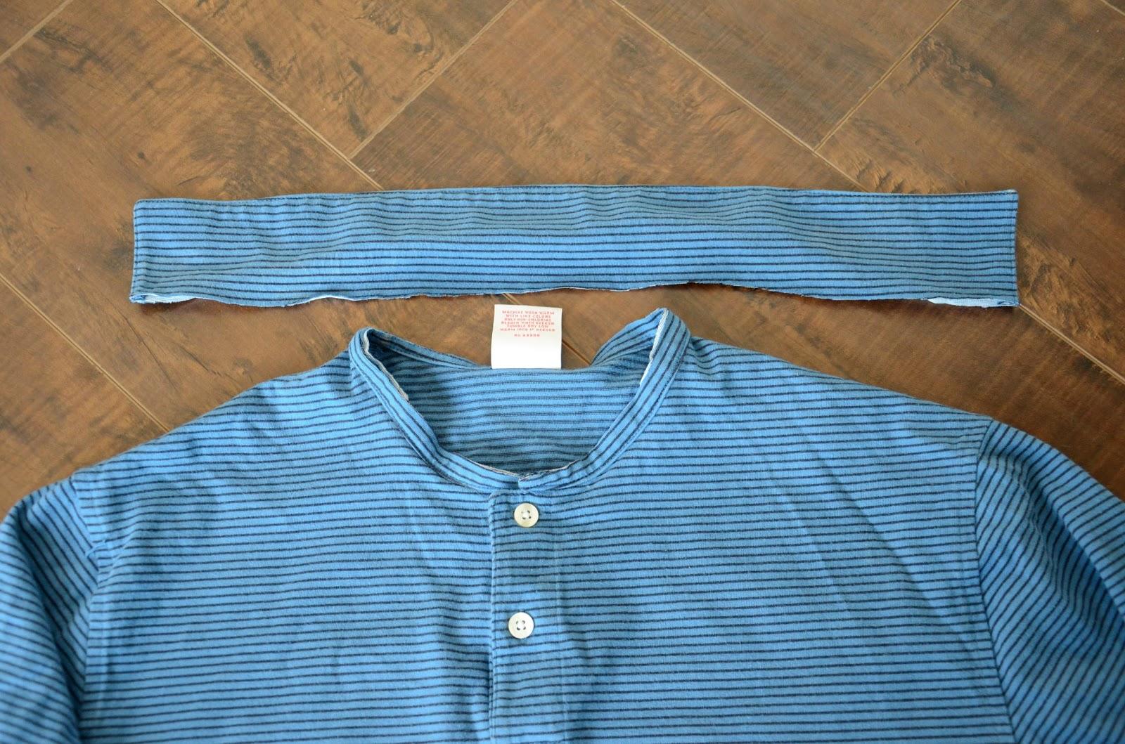 Polo Refashion 2 Tutorial Merricks Art Merricks Art