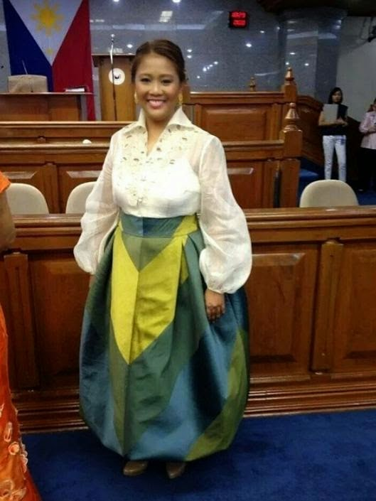 SONA 2014 FASHION: Who\'s Fab and Who\'s Drab? ~ The Daily Sentinels