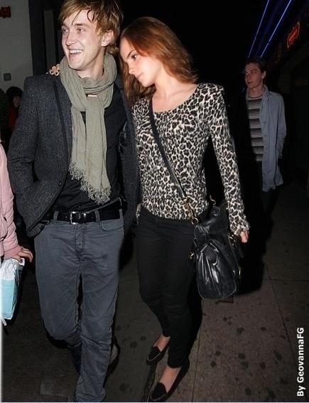 Emma Watson Dating Tom Felton