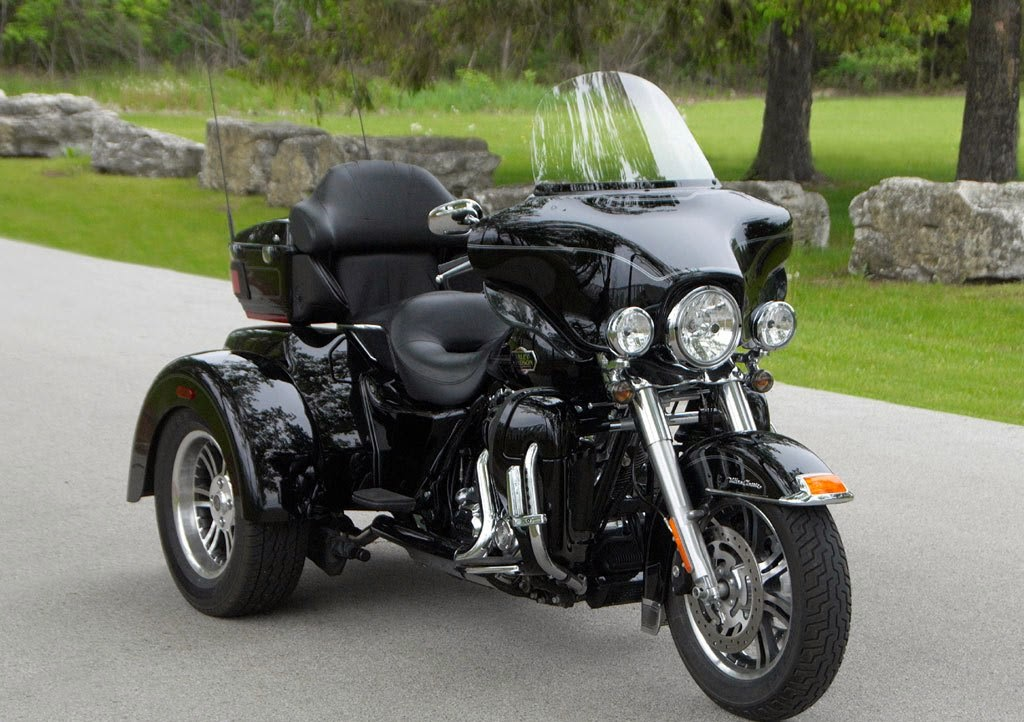 harley-davidson tri glide ultra classic Latest Motorcycles