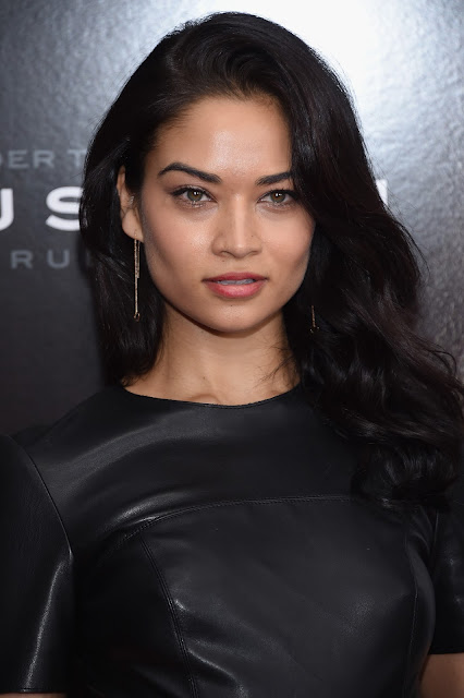 "Fashion Model, @ Shanina Shaik - ""Concussion"" New York Premiere"