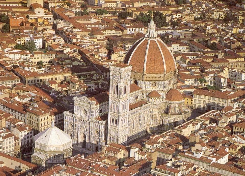 Anima medievale firenze come fu costruita la cupola di for Firenze medievale