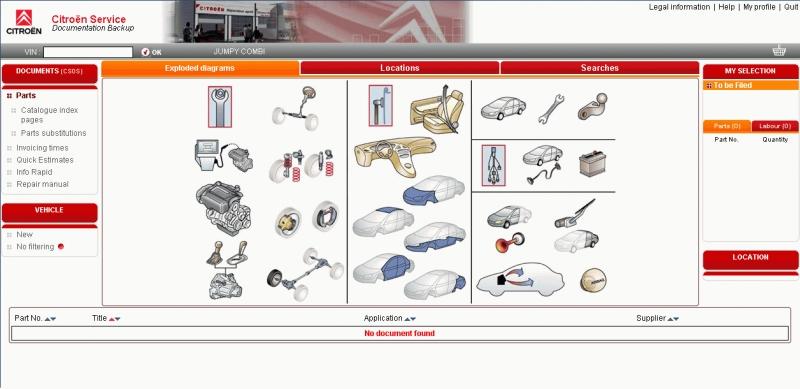 Citroen Service Box 2014