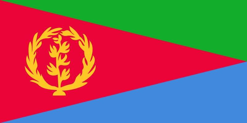 Bendera Negara Eritrea
