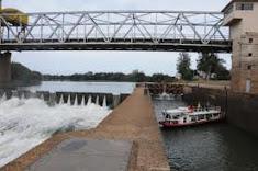 Barragem-Ponte-Eclusa de Fandango