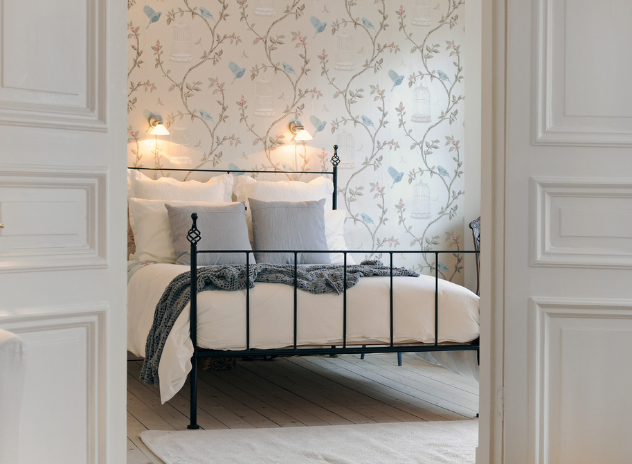 charm design: To rom blir til ett