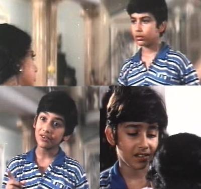 Aftab Shivdasani - Mr. India (1987)