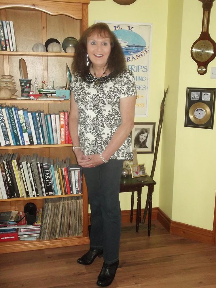Julie Clarke author of Becoming Julie